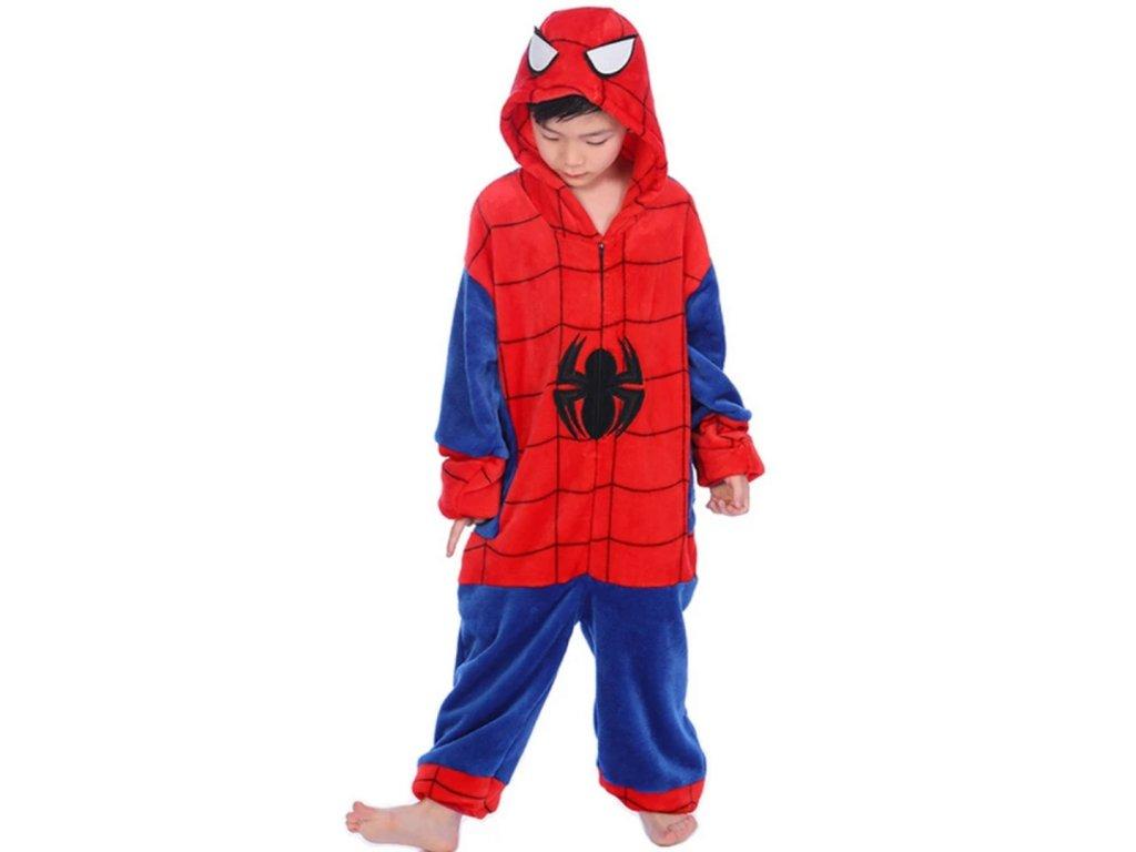 spiderman overal detsky