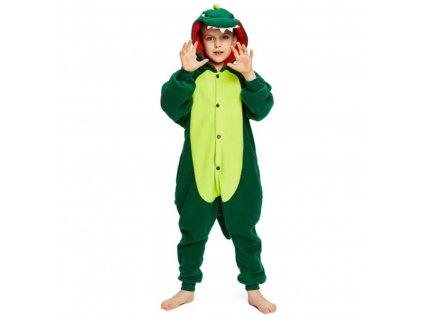 dinosaur dětský overal