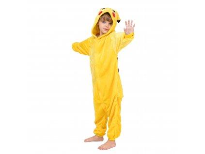 Pikachu overal dětsky