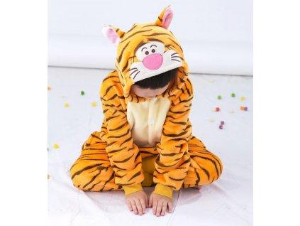tygřík overal dětský