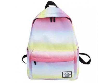 Duhový batoh