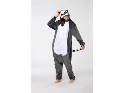 Kigurumi overal Lemur